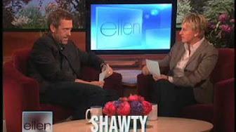 Hugh Laurie aprende inglés británico